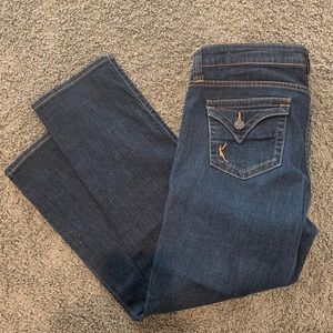 Kut from the Kloth Cropped jeans